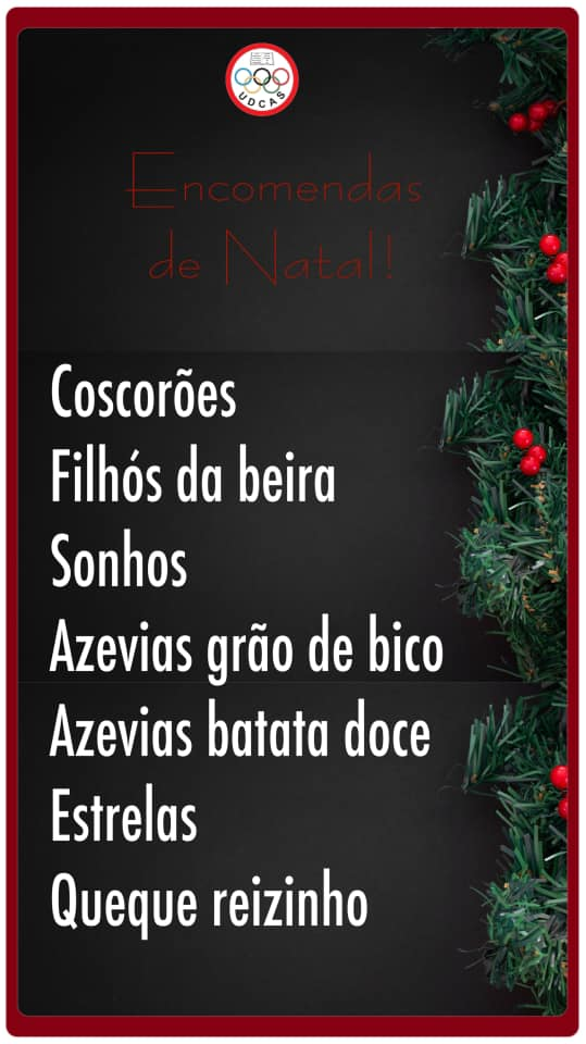 Encomendas Natal 1
